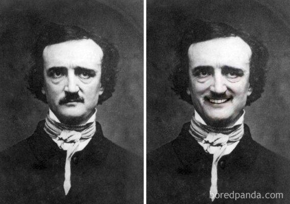 Edgar Allan Poe By W.s. Hartshorn