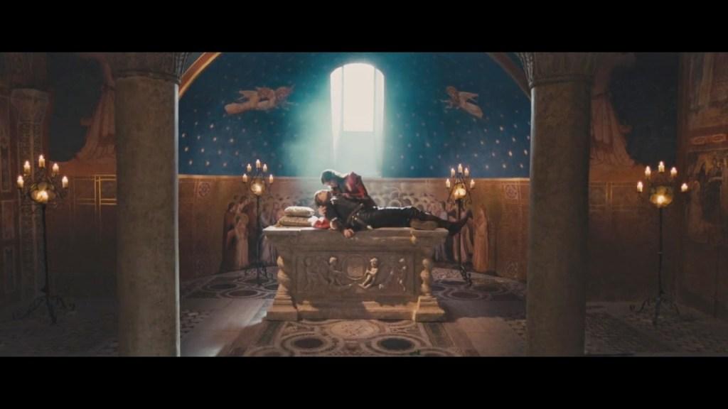 Romeo and Juliet 2013 Death Scene