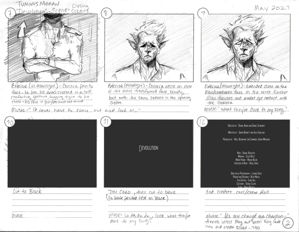 Tumnus Moran Devolution End Credit page 2