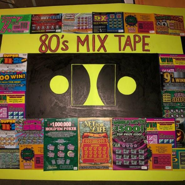 Lotto Cassette Tape