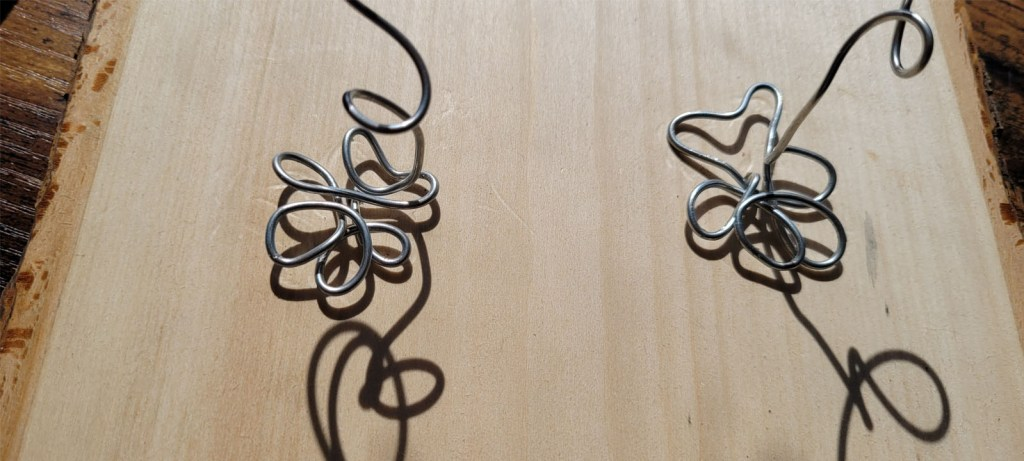 Tumnus Moran Fathers Day Project Wire Feet