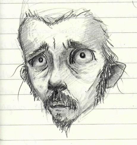 Tumnus Moran Character Sketch