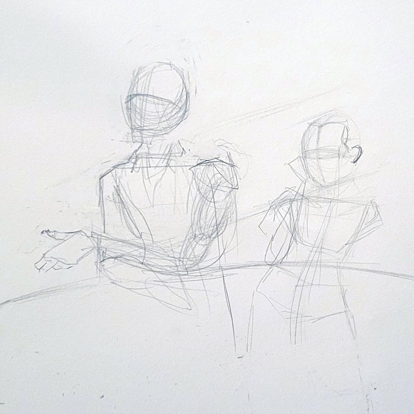 Tumnus Moran Can Of Worms DTIYS Sketch 1