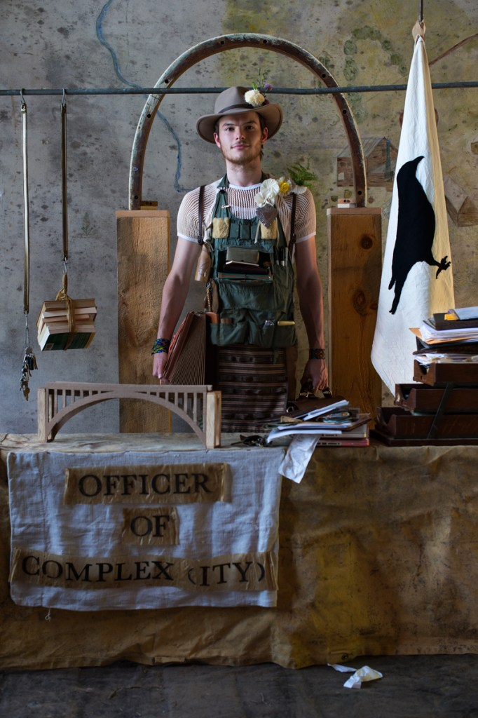 Officer of Complex(ity)