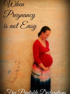 pregnany is not easy
