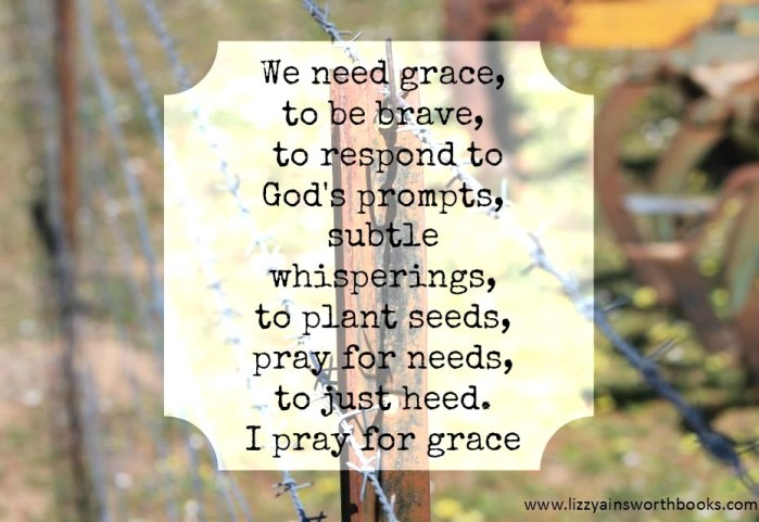 A Prayer for Grace