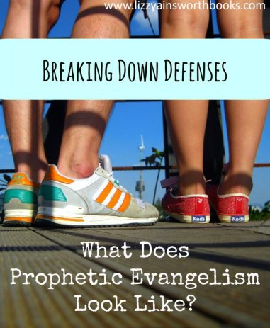 What Does Prophetic evangelism look like