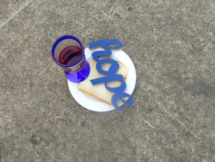 Hope in the Holy Communion