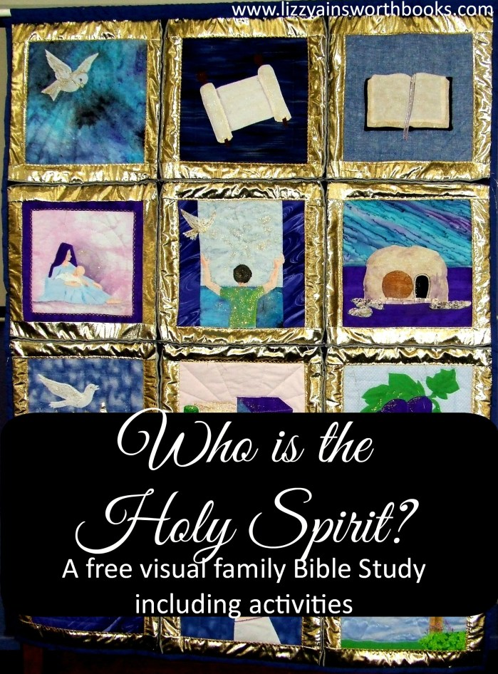 Who is the Holy Spirit Study