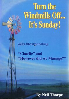 turn the windmills off it's sunday