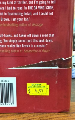 So you found a great book, for just $4.97!