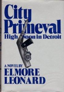 ELMORE LEONARD_City Primeval