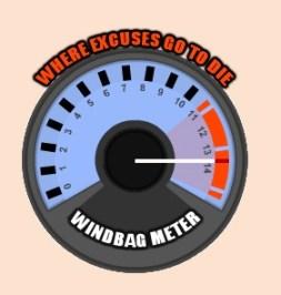 Windbag Meter_Where Excuses Go to Die