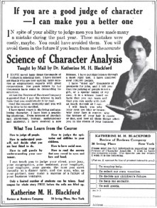Science of Character Analysis_Where Excuses Go to Die