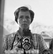 The Vivian Maier Selfie