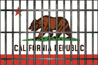 CALIFORNIA TAXPAYERS - Behind the same bars as its prisoners