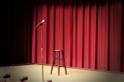 Stand-up comedy is definitely Where Excuses Go to Die