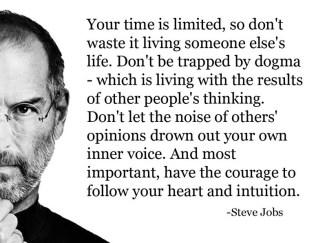 Steve Jobs_Where Excuses Go to Die