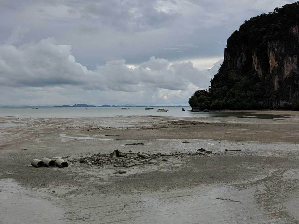 Thailand Beaches: East Railay Beach