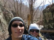 Winter hiking = lots of nice views!