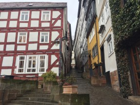 "On the Oberstadt (""Upper City"")"