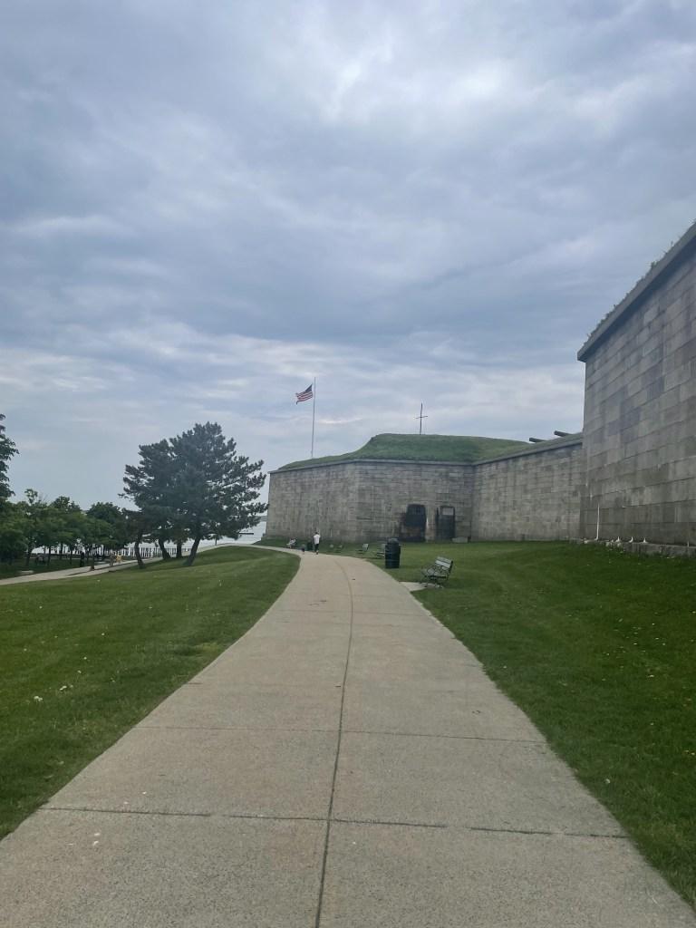 castle island boston massachusetts