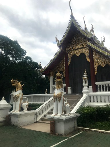 a weekend in chiang mai