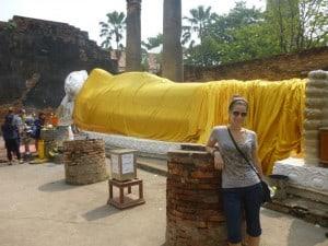 Just me a Buddha...