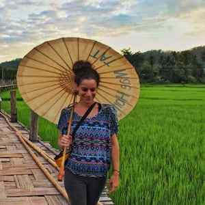 mae hong son bamboo bridge sutong pae