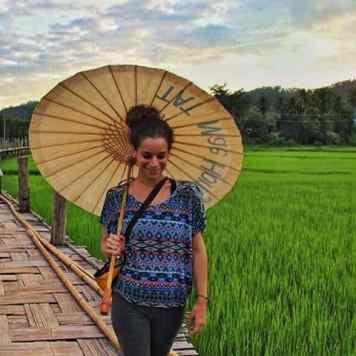 mae hong son bamboo bridge sutong pae