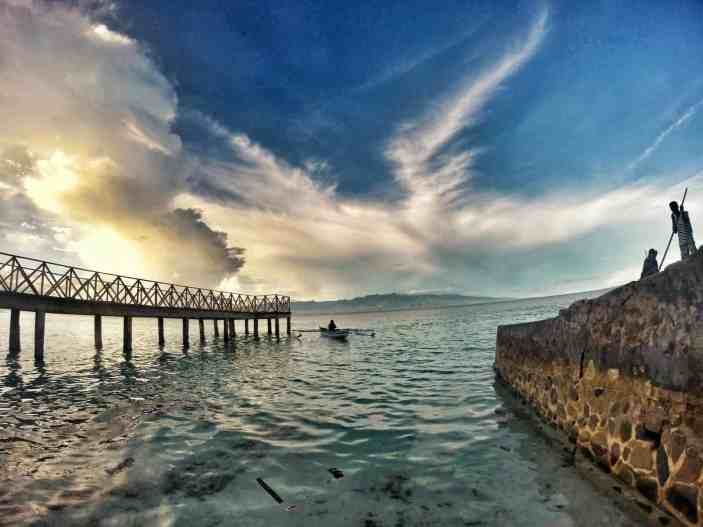 Things to do Around Sulawesi and Maluku liang beach ambon