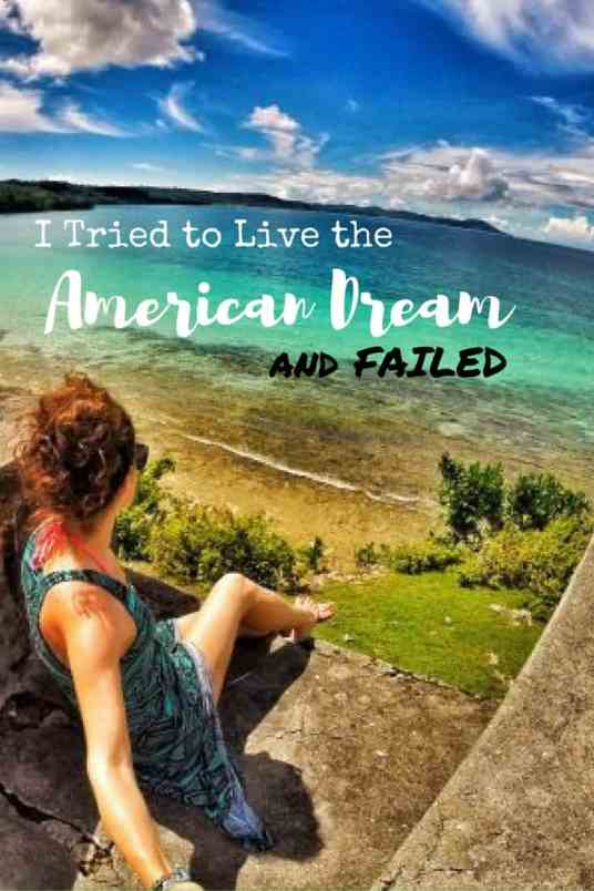 american dream failure