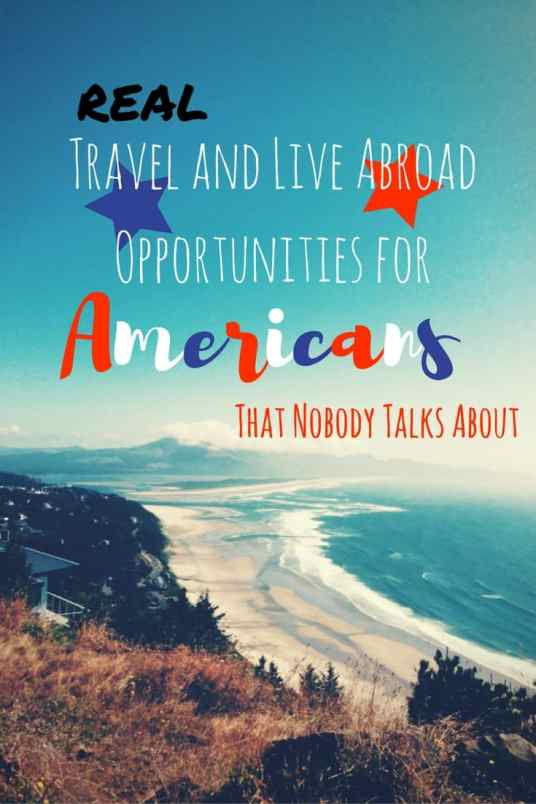 Travel and Live Abroad Opportunities for (1)