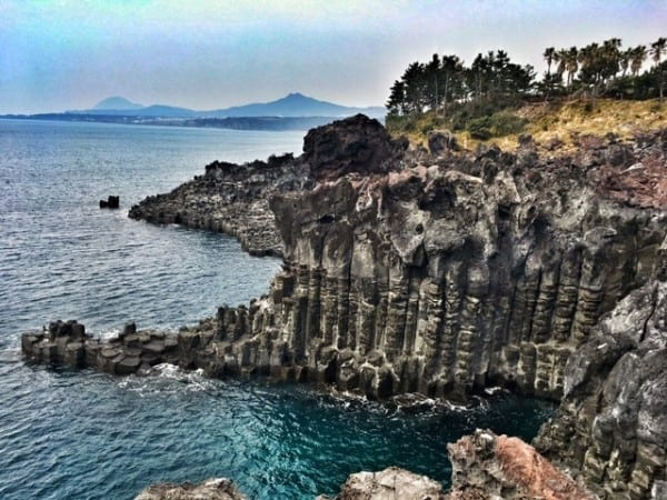 Jusangjeolli Cliffs Things To Do In Jeju road trip