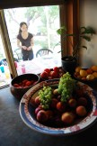 Fresh fruit always available!