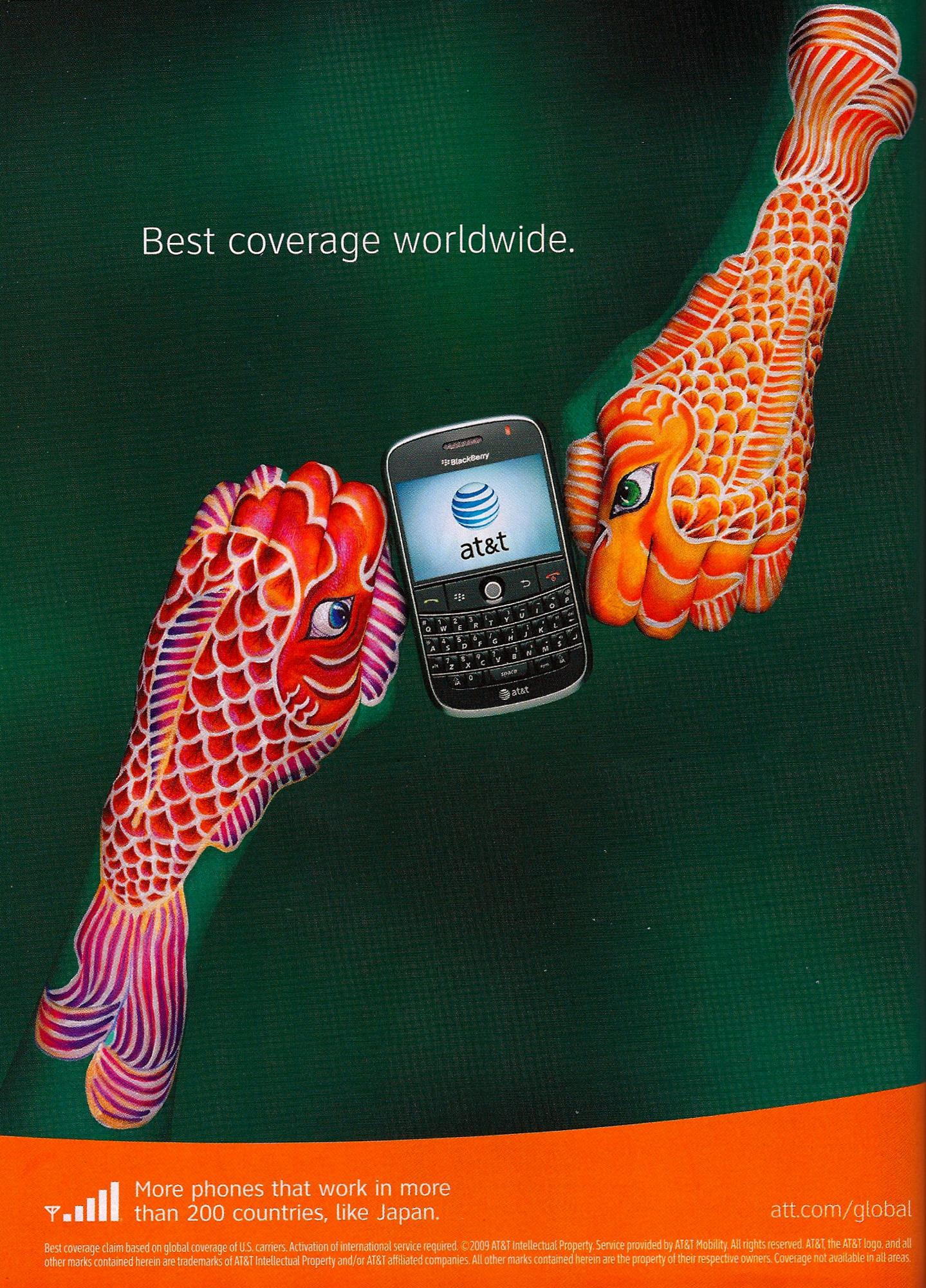 AT&T ad