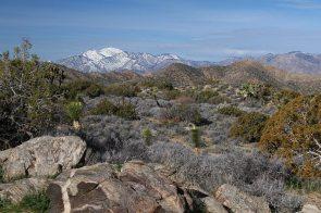 High-view trail, San Gorgonio Mountain