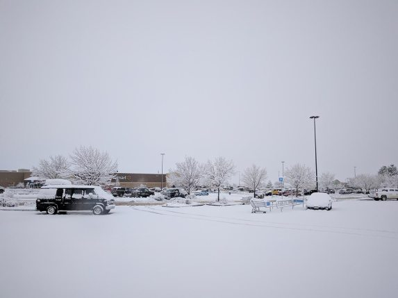 The Walmart in Cortez