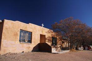 Abiquiú village