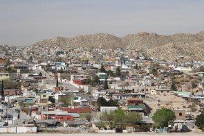Mexico from El Paso
