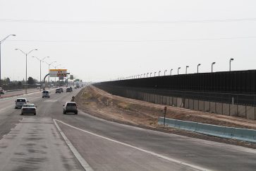 El Paso, the border