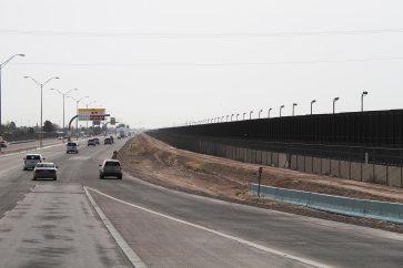 El Paso, the border