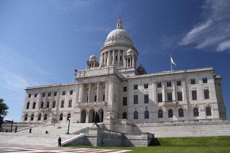 Providence, the state capitol
