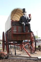 Railsplitter Covered Wagon