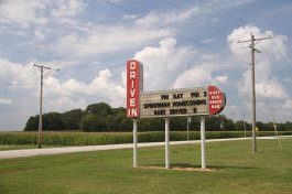 Sky View Drive-In, still open