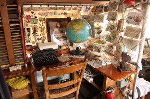 Bob Waldmire's house