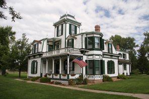 Buffalo Bill's house and ranch