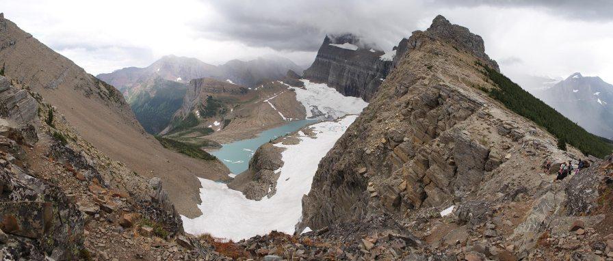Grinell glacier
