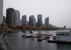 Downtown waterfront