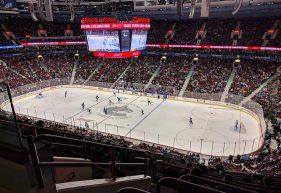 Canucks vs Vegas Knights (2-5)